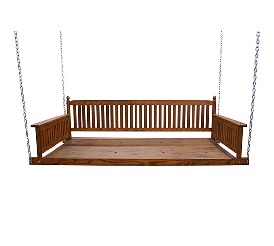 256PS 6' Swinging Day Bed