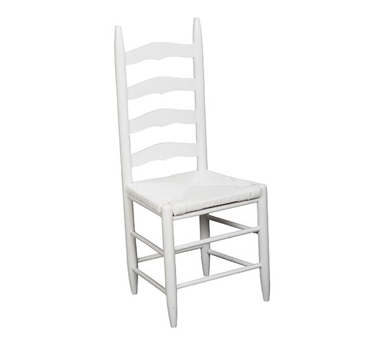 500R Rush Seat Dining Room Chair