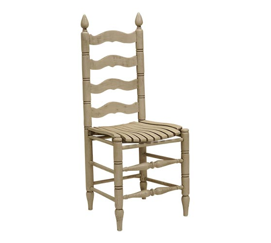 604S Ladderback Dining Chair