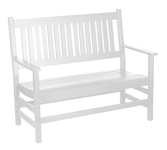 854B 4' Bench