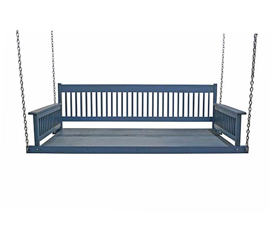 856PS 6' Swinging Day Bed