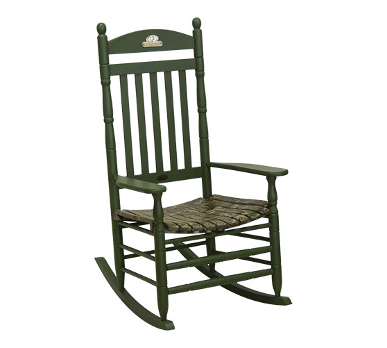 M250S Camouflage Rocking Chair